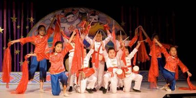 活动通知:儿童才艺表演(网上)