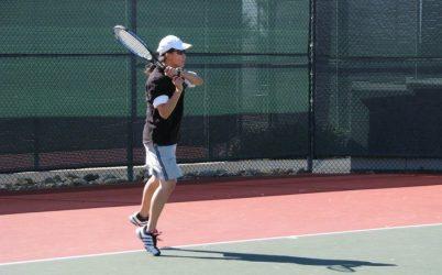 秋季网球比赛